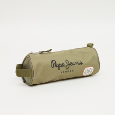 Pepe Jeans Kensigton Kaky Carry All Pencil Case