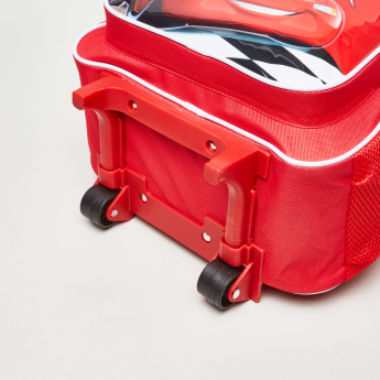 Cars Print 5-Piece Trolley Set