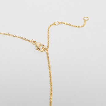 Skyline Collection Shanghai Pendant Necklace with Lobster Clasp Closure