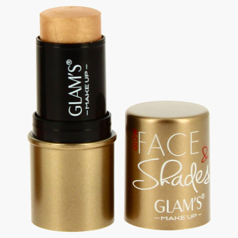 Glam's Makeup Face & Shade Highlighter Stick