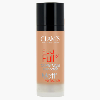 Glam's Makeup Fluid Full Foundation