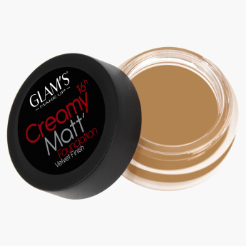 Glam's Makeup Creamy Matte Foundation