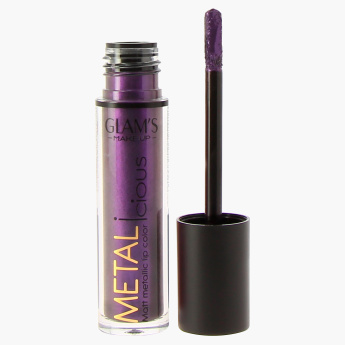 Glam's Makeup Metalicious Liquid Lipstick