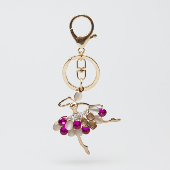iOrigin 2-Piece Ring and Key Chain Set