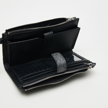 Guess Signature Costello Foldover Wallet