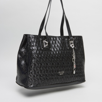 Guess Williamson Textured Shopper Bag