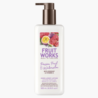 Grace Cole Passion Fruit & Watermelon Hand & Body Lotion - 500 ml