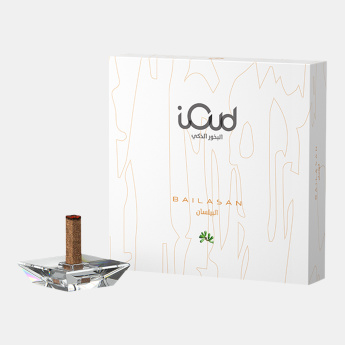I Oud Bailasan  with 16-Piece Agarwood Incense Sticks and Stand