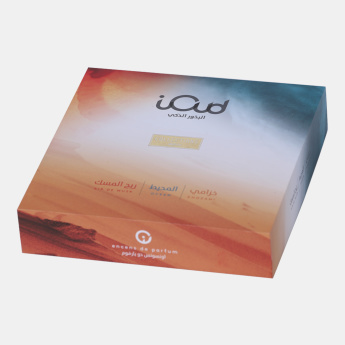 I Oud Khozami Collection Air De Musk and Ocean Incense Sticks