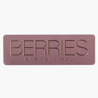 BYS Berries Eyeshadow Palette - 12 gms