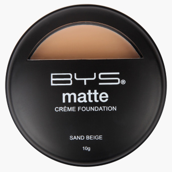 BYS Creme Foundation - 10 gms