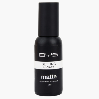 BYS Setting Spray Matte