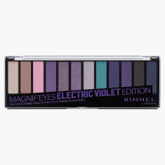 Rimmel Magnifeyes Electric Violet Edition Eye Shadow