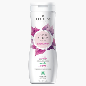 Attitude Living Superleaves Soothing Natural Shower Gel - 473 ml