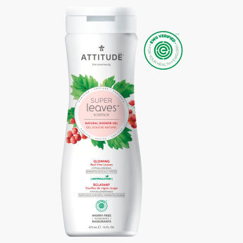 Attitude Living Superleaves Shower Gel - 473 ml