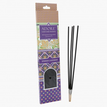 Elite d'Art Spanish Lavender Incense Stick - Set of 60