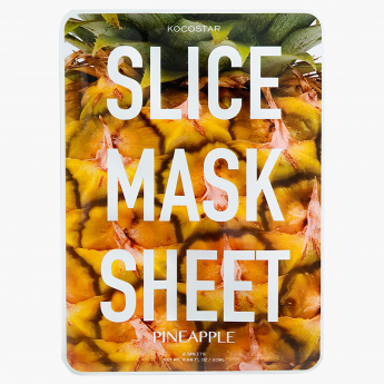 Kocostar Pineapple Slice Mask Sheet