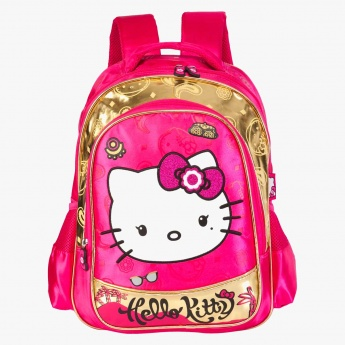 Hello Kitty Printed Backpack 97d7367c9e7bf