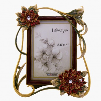 Embellished Photo Frame 35x5 Inches Photo Frames Home Decor